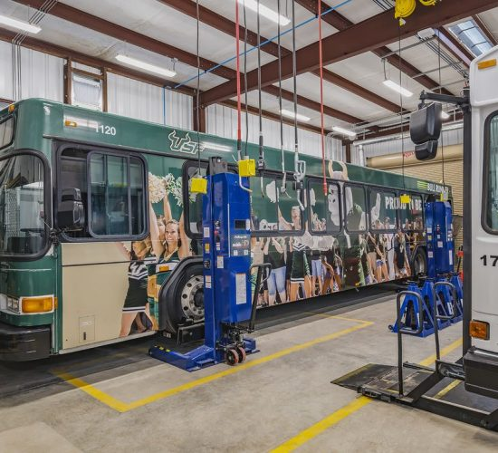 Automotive - DUP Bus Service and Maintenance Facility