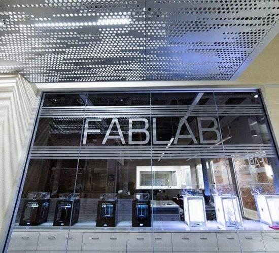 Higher Ed - UT FAB LAB 2