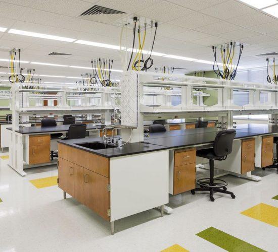 Life Science - Genomics Laboratory