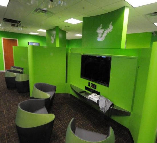Sports & Entertainment - Marshall Student Center Skypad Gaming Room